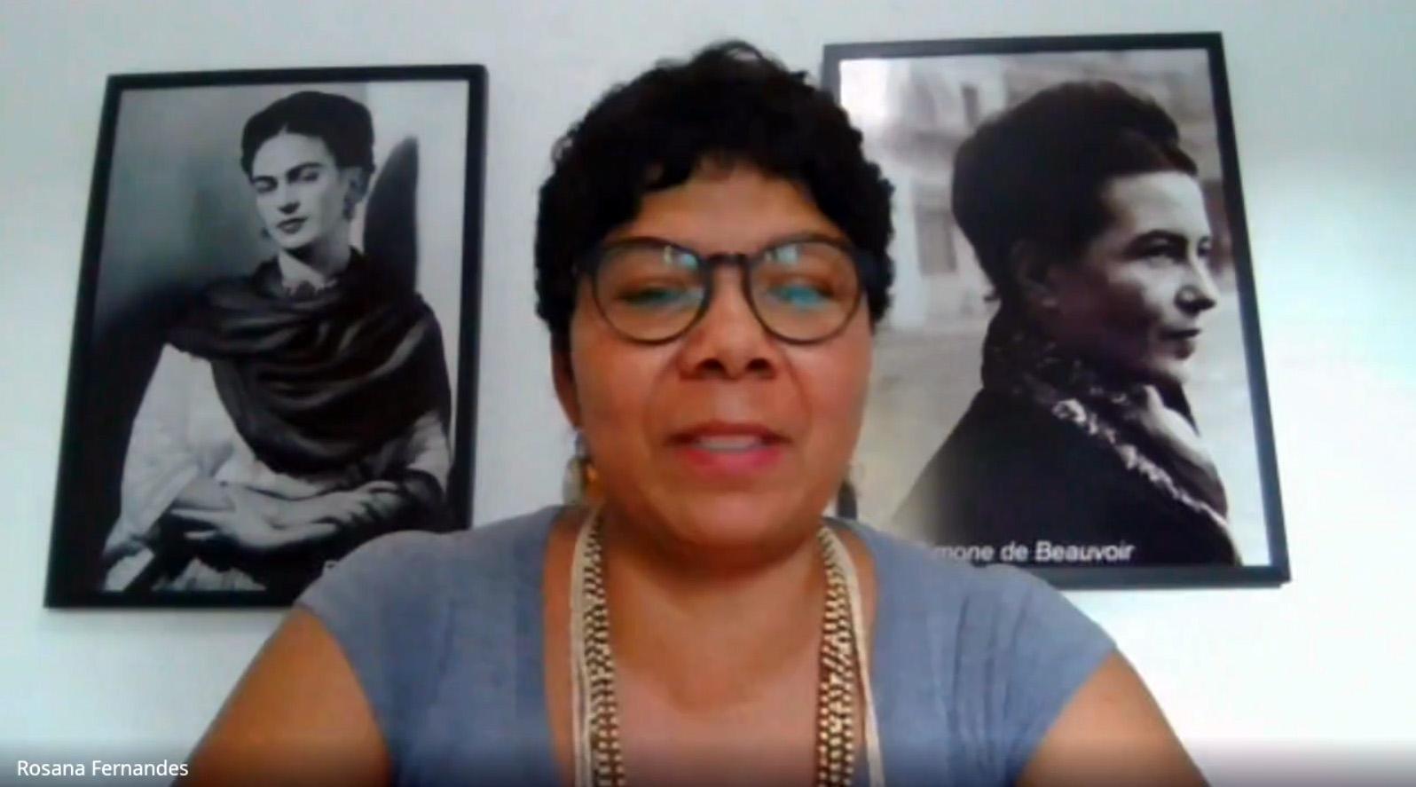 Rosana Fernandes, uma vida dedicada à luta pela terra e pela Educação no Campo